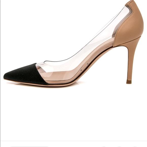 b03d6dd312 Gianvito Rossi Shoes   Plexi Pumps   Poshmark